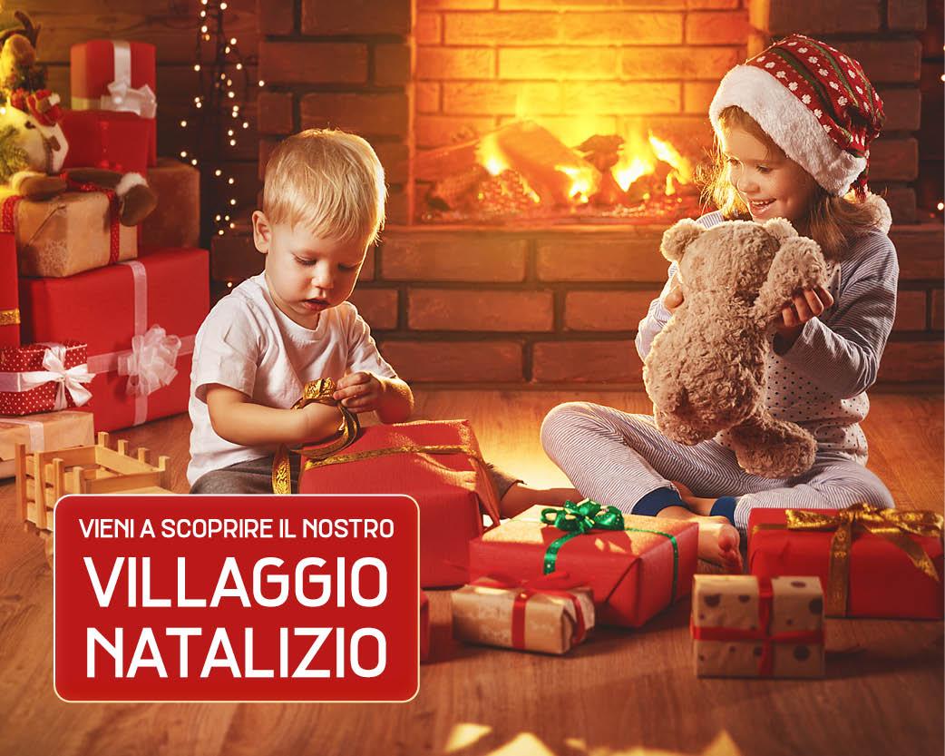 Villaggio Natalizio continua